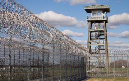 Американски затвор става фабрика за марихуана