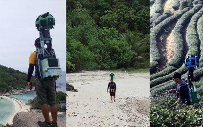 С Google на масаж и ягодови полета в Тайланд