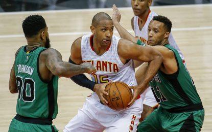 """Избрано от НБА: """"Хоукс"""" удържаха """"Селтикс"""" в първия си мач от плейофите"""