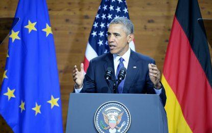 Обама призова Европа към още по-голямо единство