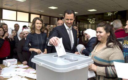 Партията на Асад спечели парламентарните избори в Сирия