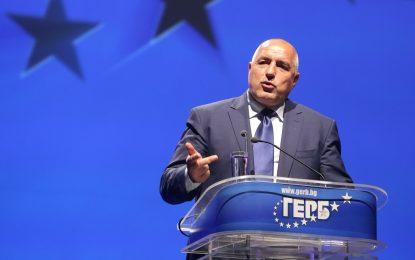 Борисов изключи успешните кметове като кандидати на ГЕРБ за президент