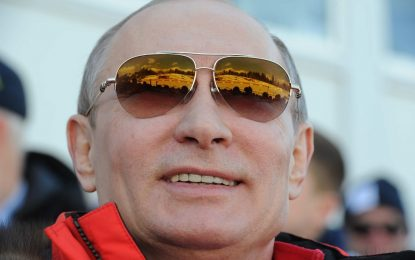 Путин чисти небето над Москва за 1 май