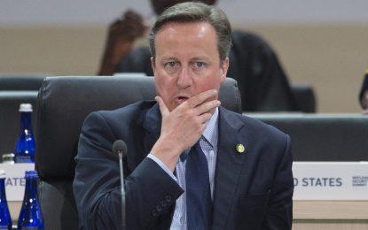 Камерън лично попречил на борбата на ЕС с офшорките