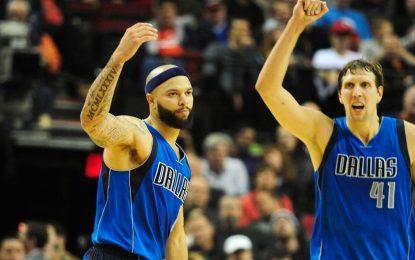 """Избрано от НБА: """"Мавс"""" подпечатаха билета си за плейофите"""