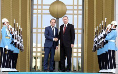Европа не трябва да подарява ключа за сигурността си на Турция