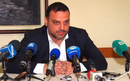 Московски няма да дава оставка заради ДАИ. Само ако Борисов каже