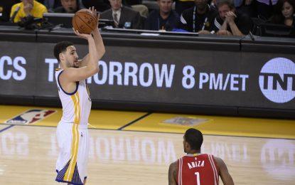 """Избрано от НБА: Без Къри """"Уориърс"""" елиминираха """"Рокетс"""""""