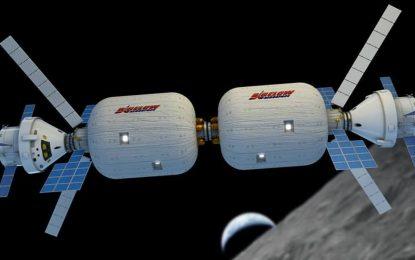 Космически станции отварят за туристи през 2020 г.