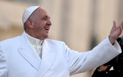 Папа Франциск остави любовта на прочита на свещениците