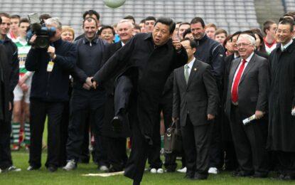 Китай става световна футболна сила
