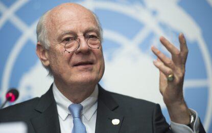 ООН чака САЩ и Русия да спасят преговорите за Сирия