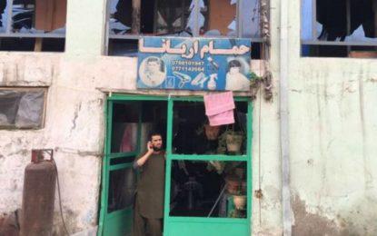 Убити и над 200 ранени при взрив в Кабул