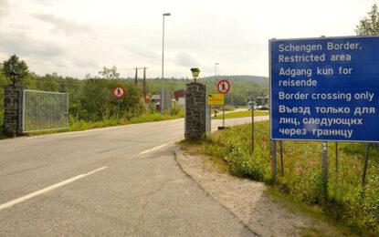 Норвегия вдига ограда по границата с Русия