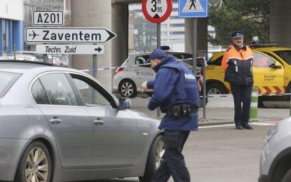 Летището в Брюксел няма да отвори врати заради полицейска стачка