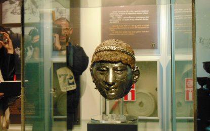 Тракийска маска за €3 милиона се завърна в пловдивски музей