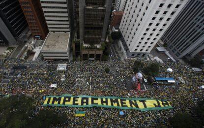 Бразилия казва: Bye, bye, dear Dilma!