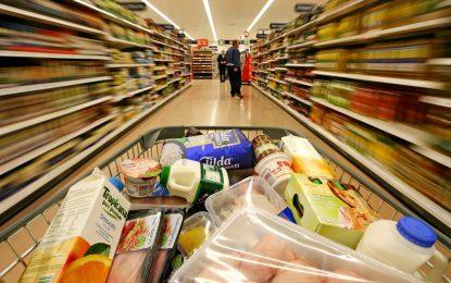 Топлина на тезгяха в датските супермаркети