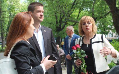 Българският Великден на ОмбудсМая събра пари за 19 000 пенсионери