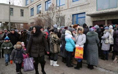 1.5 милиона души в Източна Украйна гладуват