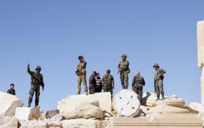 Силите на Асад се натъкнаха на масов гроб в Палмира
