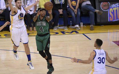 """Избрано от НБА: """"Селтикс"""" прекъснаха победната серия на """"Уориърс"""" у дома"""