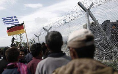 Заради мигрантите Гърция се наежи на Македония
