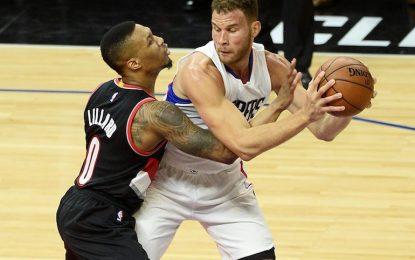 """Избрано от НБА: """"Клипърс"""" с лекота сразиха """"Блейзърс"""""""