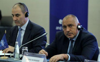 И Изборният кодекс опря о Борисов