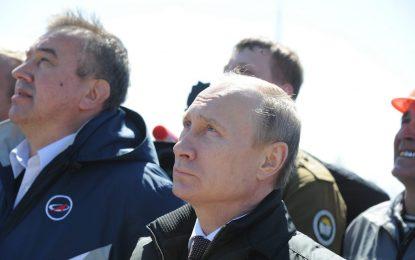 """""""Союз"""" все пак отлепи пред погледа на Путин"""