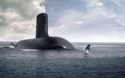 Австралия купува 12 френски подводници за $39 милиарда