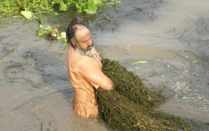 Как Еко Баба почисти река