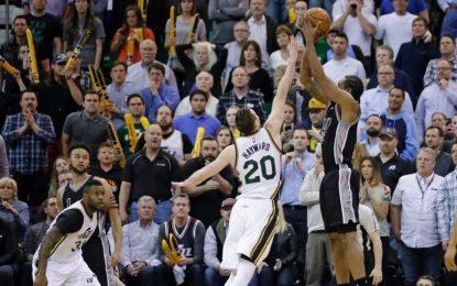 Избрано от НБА: Ленърд поднесе победа №1000 на Тим Дънкан