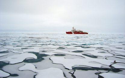 Големите се отказаха от нефта в Арктика