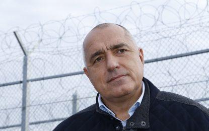 Борисов е категоричен, че пробив на границата с Гърция няма