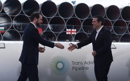 """Атина зарязва руския """"Посейдон"""" заради азерския ТАП"""