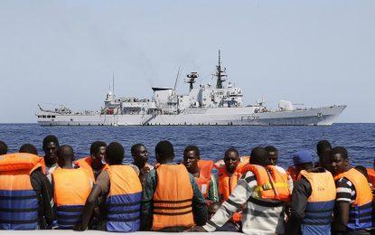 Кораби на ЕС ще бдят над оръжейното ембарго за Либия