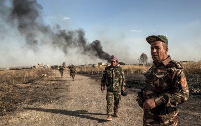 """""""Ислямска държава"""" се подготвя за битката за Мосул"""
