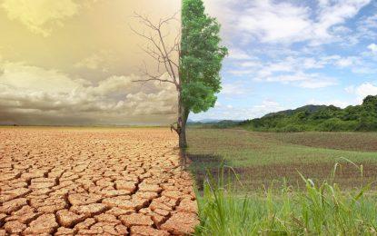 """Климатът заплашва """"целия китайски народ"""""""
