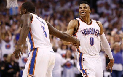 """Избрано от НБА: """"Тъндър"""" са само на победа от финалите"""