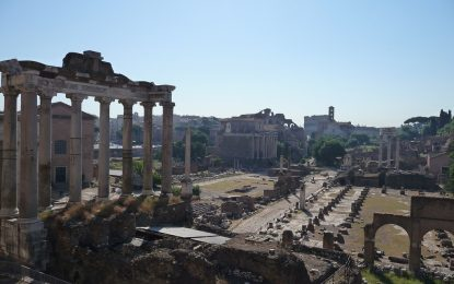 Рим моли за €500 милиона за древността