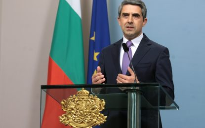 """Плевнелиев призова за """"работещо правителство"""" в този парламент"""