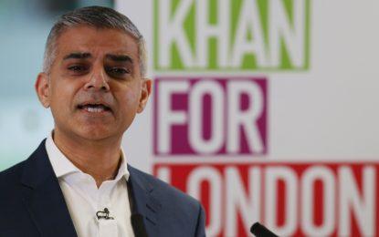 Лондон избра мюсюлманин за кмет за първи път