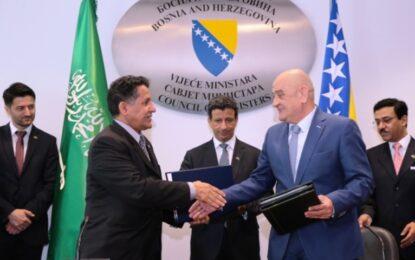 Саудитска Арабия става голям инвеститор в Босна