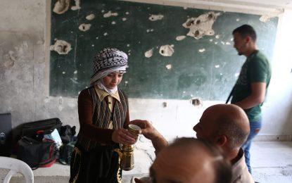 Близо 600 000 цивилни са обсадени в Сирия