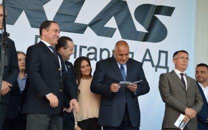 Премиерът приветства турски инвеститор в Кърджали
