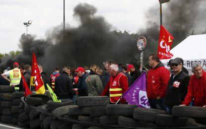 И френските AEЦ се включват в националната стачка