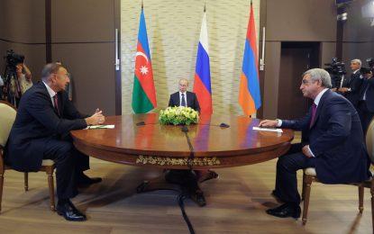Баку и Евеван се срещат във Виена за Нагорни Карабах