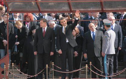 Да сме патриоти, не националисти, призова Плевнелиев