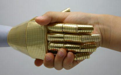 Японски учен изобрети е-кожа
